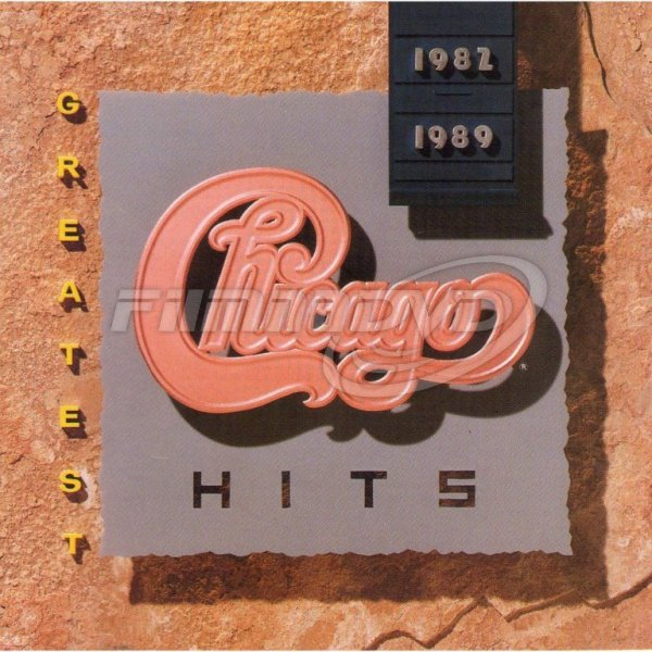Chicago: Greatest Hits 1982-1989 (LP)