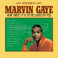 Gaye Marvin: How Sweet It Is To Be Loved By You (LP)