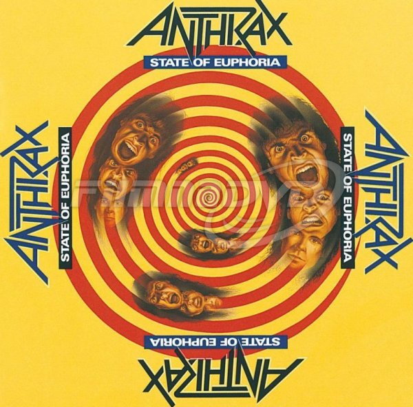 Anthrax: State Of Euphoria (30th Anniversary Edition)