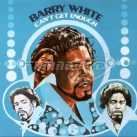 Barry White: Can't Get Enough (LP)