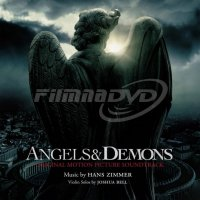 Soundtrack: Angels & Demons (Hans Zimmer - Andělé a démoni) LP
