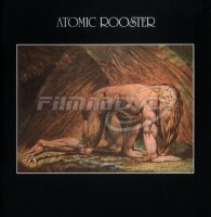 Atomic Rooster: Death Walks Behind You (LP)