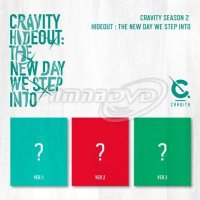 Cravity: Cravity Season 2 - Hideout: The New Day We Step Into