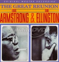 Armstrong Louis & Duke Ellington: The Great Reunion (LP)