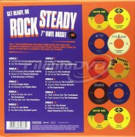 Various: Get Ready, Do Rock Steady (10SP)