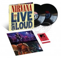 Nirvana: Live and Loud (2LP)