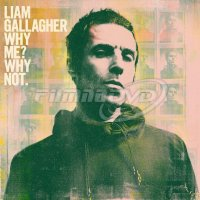 Gallagher Liam: Why Me? Why Not. (Indie Exclusive Green Vinyl) LP