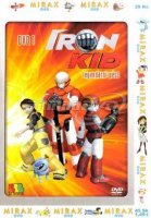 Iron Kid - Legendární pěst - DVD 1