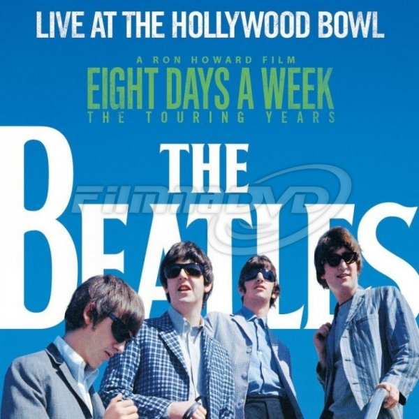Beatles: Live At The Hollywood Bowl LP