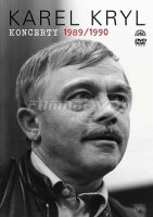 Kryl Karel: Koncerty 1989-1990 DVD