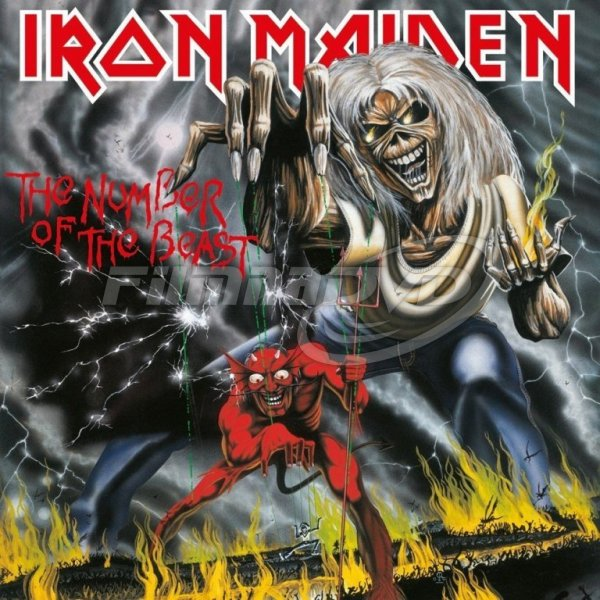 Iron Maiden: Number Of The Beast LP