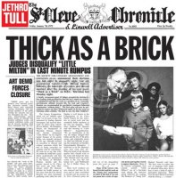 Jethro Tull: Thick As A Brick LP