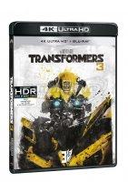 Transformers 3 - 2Blu-ray (UHD+BD)