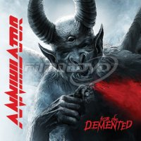 Annihilator: For Demented (LP)