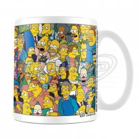 Hrnek The Simpsons - Characters 315 ml