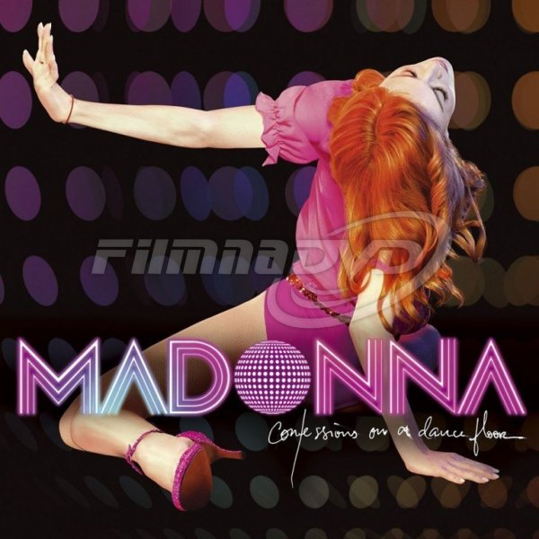 Madonna: Confessions On A Dance Floor 2LP