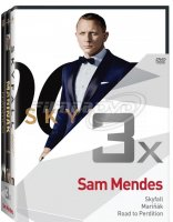 Sam Mendes (Skyfall, Mariňák, Road to Perdition) 3DVD