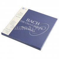 Bach: Pablo Casals: The Cello Suites (3LP)