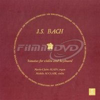 Bach: Sonatas for Violin and Keyboard (2LP)