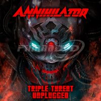 Annihilator: Triple Threat Unplugged (Picture disc, RSD2020) LP