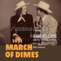 Williams Hank and His Drifting Cowboys with Miss Audrey: March Of Dimes (RSD2020) LP