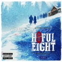 Soundtrack: Hateful Eight (Osm Hrozných) 2LP