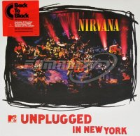 Nirvana: Mtv Unplugged In New York LP
