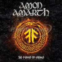 Amon Amarth: Pursuit Of Vikings: 25 Years In The Eye Of The Storm (CD+2DVD)