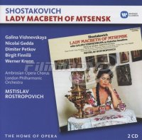 Shostakovich Dmitrij: Lady Macbeth of Mtsensk