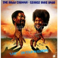 The Billy Cobham & Duke George Band: Live On Tour Europe
