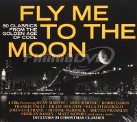 Various Artists: Fly Me To The Moon (4CD)