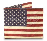 Peněženka Stars and Stripes Mighty Wallet