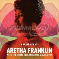 Aretha Franklin: With The Royal Philharmonic Orchestra: A Brand New Me (LP)