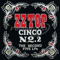 ZZ Top: Cinco: The Second Five LP's (5LP)