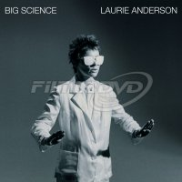 Anderson Laurie: Big Science (Coloured Red Vinyl)