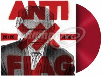 Anti-Flag: 20/20 Vision (Limited Red Vinyl) LP