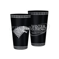 Sklenice Game of Thrones - Stark 500 ml