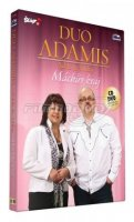 Duo Adamis - Máchův kraj 1CD+1DVD