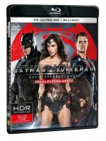 Batman vs. Superman: Úsvit spravedlnosti 2BD (UHD/Blu-ray)
