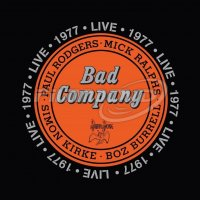 Bad Company: Live 1977 (2LP)