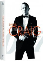 James Bond: Daniel Craig Kolekce 3DVD