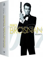 James Bond: Pierce Brosnan - Kolekce 4DVD