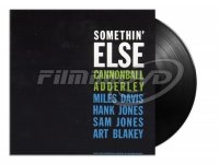 Adderley Cannonball: Somethin' Else (LP)