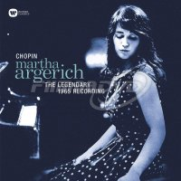Frederic Chopin / Martha Argerich: Legendary 1965 Recording (LP)