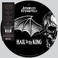 Avenged Sevenfold: Hail To The King  (Picture Disc Vinyl) 2LP