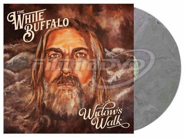 White Buffalo: On the Widow's Walk (Coloured Edition)