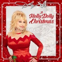 Parton Dolly: A Holly Dolly Christmas (Red Vinyl)