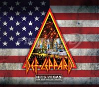 Def Leppard: Hits Vegas, Live At Planet Hollywood (Blue Vinyl)