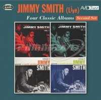 Smith Jimmy: Four Classic (2CD)