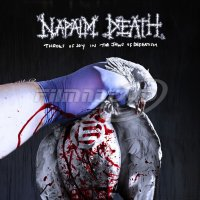 Napalm Death: Throes of Joy In the Jaws of Defeatism (LP)